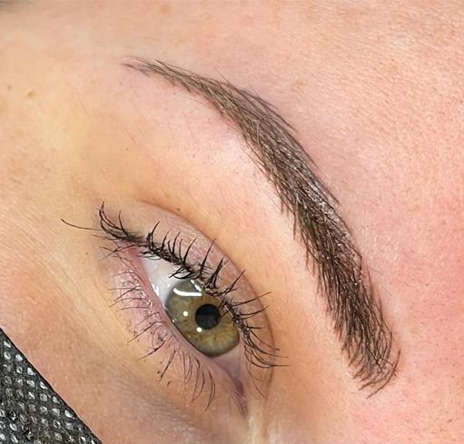 semi permanent make up brows
